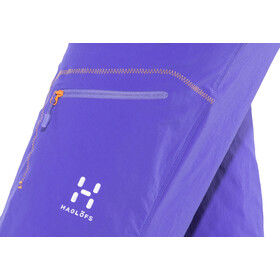 Haglöfs Lizard II Shorts Dam purple rush